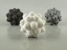 Small ovosphere. Handmade textured por OlgaSanchezCeramista en Etsy, €120.00