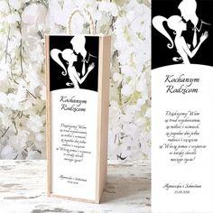 Personalizowana skrzynia na alkohol z Waszymi imionami i datą ślubu jest niezwykłym podziękowaniem dla Rodziców! #kolekcjaslubna #slub #wesele #dekoracjeslubne #podziekowaniadlagosci #ślub #wedding #wesele #love #slub #pannamloda  #bride #slubnaglowie #pannamłoda #miłość #weddingday #sesjaslubna #weddinginspiration #slubneinspiracje Alcohol