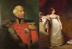 May 7, 1818: Adolphus, Duke of Cambridge married Princess Augusta of Hesse-Cassel at Rumpenheim Castle, Kassel, Hesse