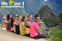 Pre-Medical and Volunteer programs in Ecuador with Extra Week programs in the Galapagos Islands, Macchu Pichu, and Iguazu Falls. www.ecuaexperience.com  Apply Today!! Iguazu Falls, Volunteer Programs, Galapagos Islands, Machu Picchu, Ecuador, Peru, Places To See, Travel Tips, How To Apply