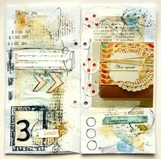 december journal by magda