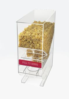 58 best cereal dispenser images on pinterest coffee dispenser portion control cereal dispenser ccuart Image collections