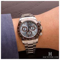 50th Anniversary Rolex Daytona In Platinum  #Rolex by hautetime