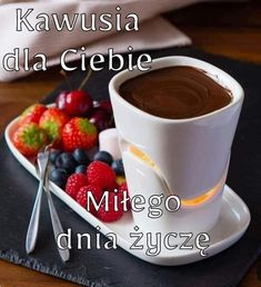 Morning Quotes, Chocolate Fondue, Good Morning, Humor, Desserts, Food, Coffee, Google, Frases