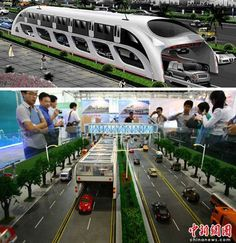 A Bus You Can Drive Underneath (10 pics) - My Modern Metropolis