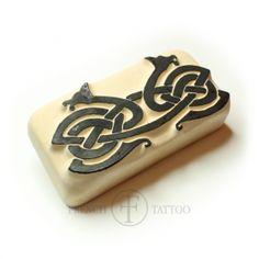 Tribal serpent - Tatouage Temporaire #tatouagetemporaire #frenchtattoo #tatouageéphémère
