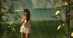 https://flic.kr/p/JTsyb3 | Melodie dress (32 textures) by Hilly Haalan.. Hair…