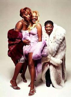 Mary J. Blige, Lil' Kim, and Missy Elliot - stars girls of hip hop Hip Hop And R&b, Love N Hip Hop, 90s Hip Hop, Hip Hop Rap, Lowrider, Looks Hip Hop, Mary J Blige, Missy Elliot, Lady