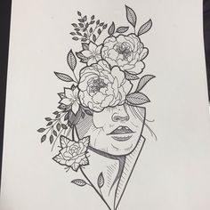 Scroll right to check them out! Art Drawings Sketches, Ink Illustrations, Tattoo Sketches, Cute Drawings, Tattoo Drawings, Pencil Drawings, Tattoo Symbole, Flash Tattoo, Tattoo Stencils