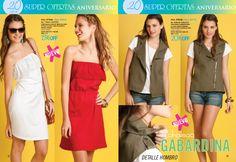 Art: 7740-61 VESTIDO  Art: 4594-68 CHALECO DE GABARDINA
