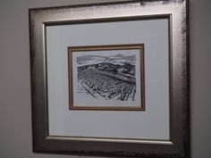 Art work for original pinot gris label by Julian Ransom Pinot Gris, Art Work, Label, The Originals, Frame, Home Decor, Artwork, Picture Frame, Work Of Art