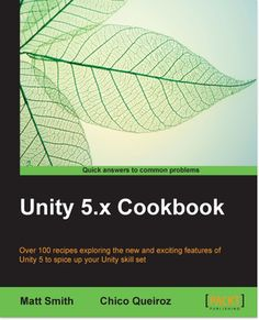 blog @ e+Games: [book] Unity 5.x Cookbook #review - I liked the tutorial of map radar for the shooter game. I made it and even submitted errata that was accepted.  There are a lot of more useful lessons there. If You have time to learn it's very good addition to Unity tutorials and official Unity documentation.  Unity Virtual Reality Projects [eBook] Jonathan Linowes and Building an FPS Game with Unity [eBook] John P. Doran are in queue to read, study and review.