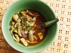 Yum+Jin+Gai+(Spicy+Northern+Thai-Style+Chicken+Soup)