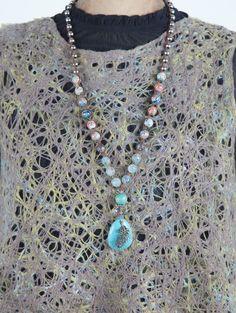 Liz Jonas necklace