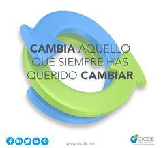 En CICDE te ofrecemos soluciones integrales para prevenir o resolver los conflictos por los que tu empresa puede atravesar. Visita nuestra página web www.cicde.mx y síguenos en redes sociales. También puedes ponerte en contacto con nosotros ☎️ 36 11 08 90 📱💻🖥️ CAMBIA AQUELLO QUE SIEMPRE HAS QUERIDO CAMBIAR