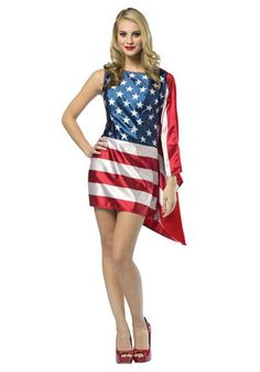 Womens Flag Dress Rugby?