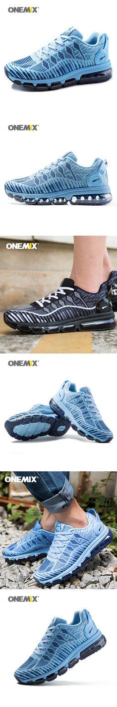 Onemix women running shoes women sports sneakers light walking shoes for air Cushion men Sneakers Outdoor Sneakers Run Comfortab