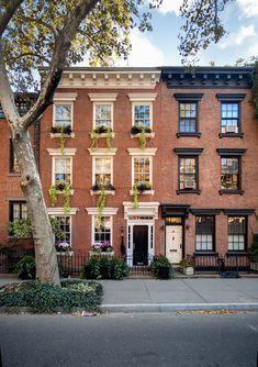 Residential building in Manhattan, West Village