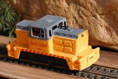 Vintage Model Train Engine HO Scale Union Pacific. $13.75, via Etsy.