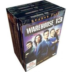 Warehouse 13 Seasons 1-5 DVD Box Set is available with big discount price at www.dvdsetsdiscount.com. Only US$56.99, it'good to buy cheap Warehouse 13 Seasons 1-5 DVD for sale at this moment