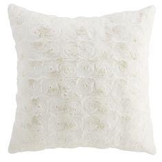 Oversized Fuzzy Pillow - Sand