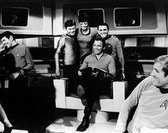 Photo of Good Times 1 for fans of Mr. Star Trek Theme, Star Wars, Star Trek Tos, Stephen Hawking, Star Trek Crew, Hogans Heroes, Star Trek 1966, Star Trek Characters, Star Trek Original Series