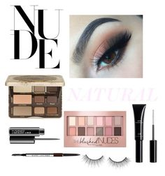 """Natural Makeup Look"" by emmasmommy14 ❤ liked on Polyvore featuring beauty, Too Faced Cosmetics, MAC Cosmetics, Maybelline, Marc Jacobs and tarte"