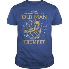 trumpet T-Shirts, Hoodies. CHECK PRICE ==► https://www.sunfrog.com/Automotive/trumpet-116698449-Royal-Blue-Guys.html?id=41382