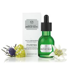 Drops of Youth Anti-Aging Face Serum Minimize Pores   The Body Shop ®