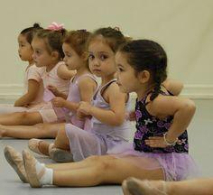 Phrases for the dance teacher in preschool classes