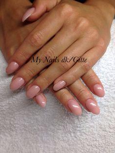 CND Brisa gel. CND Shellac Nude. Love Nails ❤️