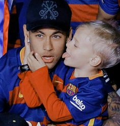 Neymar Jr, Love You Babe, My Love, Barcelona Team, Football Boys, World Cup 2014, Best Player, Lionel Messi, Cute Babies