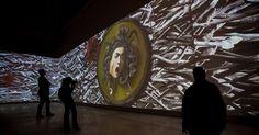 Caravaggio+diventa+un'esperienza+sensoriale