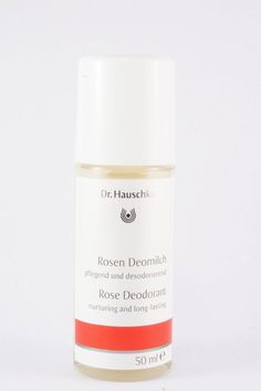 Best Organic Skincare Products - Dr. Hauschka Rose Deo   Makeup Tutorials http://makeuptutorials.com/organic-makeup-skincare-product-reviews
