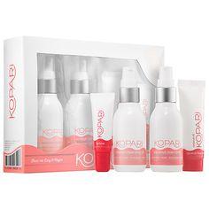 Shop Kopari's Coconut Face The Day & Night Kit at Sephora.