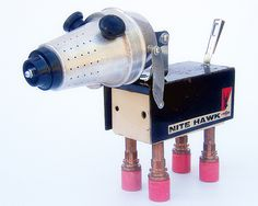 metal mutt robot dog by Lockwasher, via Flickr
