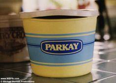 Talking Parkay Tub