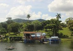Las Terrazas, a mountain community of eco-conscious artists and other residents. Photo: Joy Tipping/Staff