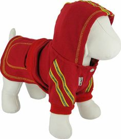 "$15.49 Track & Field Dog Clothing by Kakadu Pet, Small, 12"", Red -  http://www.amazon.com/dp/B003YC4U4I/?tag=pin2pet-20"