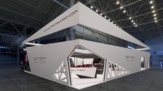 SUNTECH Trade Show Exhibit Booth Design