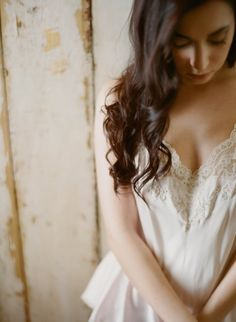 Pastel Vintage Boudoir Session | Gabe McClintock Photography