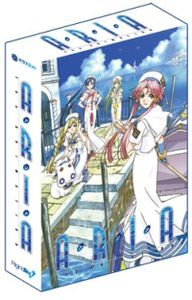 Aria The Animation - Season 1 (Sub.DVD)