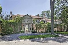 original David Adler Italianate palazzo, 1917, Lake Forest IL, 2013 Lake Forest Show House