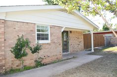 4437 Call Field Road Wichita Falls, TX 76308 $115,000 4 bedroom / 2 bath / 2 car garage / 2340 sq feet / lots of parking