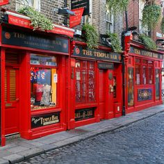 The Temple Bar, Dublin, Ireland. ~ This bar is awesome! Places Around The World, The Places Youll Go, Places To See, Around The Worlds, Dublin Pubs, Dublin Nightlife, Ireland Destinations, Temple Bar, Top Place