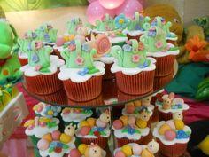 festa jardim encantado com marshmallow lembrancinhas - Pesquisa Google