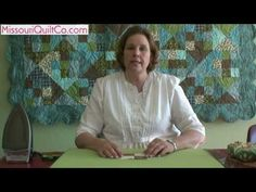 http://missouriquiltco.com - How to do a Four Patch quilting block with Jenny from Missouri Star Quilt Co.      To see the best selection of Jelly Rolls on the internet go to:  http://missouriquiltco.com/shop/browse/13    If you'd like to get started on quilting and need supplies, come on over and check us out at http://missouriquiltco.com or take a ...