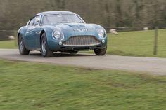 1960 Aston Martin DB4GT - Zagato