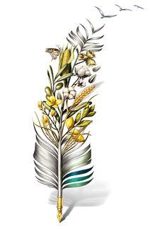 Illustrations for the Corporate Annual Report 2014 of Gübretaş, leading fertilizer company in Turkey. The development of the project involved the creation of illustration for the cover and eighteen inside illustrations.Agency: Graffiti Studio.Art direc…