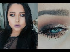 Party GLAM Makeup Tutorial - YouTube MUG eyeshadows: Beaches & Cream, Creme Brule, Frappe, Coco Bear, Americano, Corrupt, Stilla's Kitten
